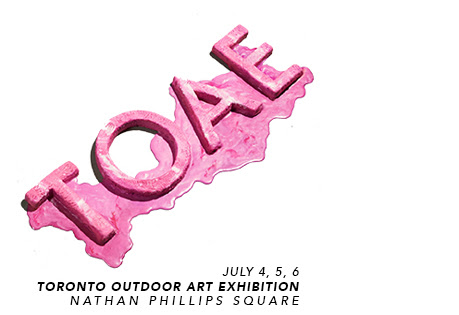 2014 Toronto Outdoor Art Exhibit – July 4th, 5th & 6th