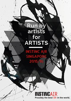 Artist Residency at INSTINC – November 1st to January 8th